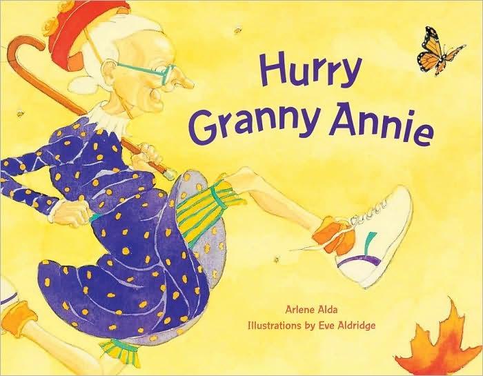 Hurry Granny Annie - Arlene Alda, Eve Aldridge ★★☆☆☆ // Meh.