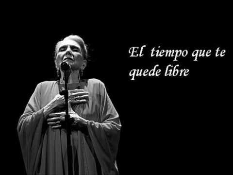 Maria Dolores Pradera El tiempo que te quede libre