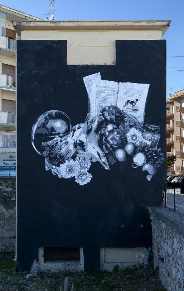 Lucamaleonte Memorie Urbane 2013