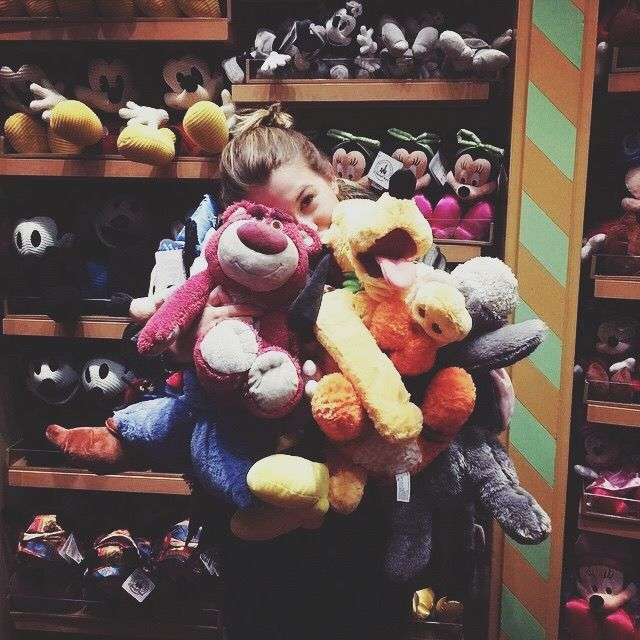 This is me. I could literally spend HOURS in Disney stores or even better a Disney store in Disney