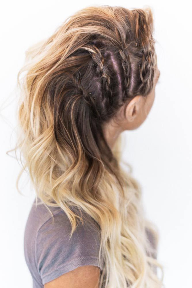 Style Your Long Rapunzel Hair With Our Elegant Side Braid Ideas Here You Will Find Inspiration For Your Next Braid Hair Styles Long Hair Styles Lagertha Hair