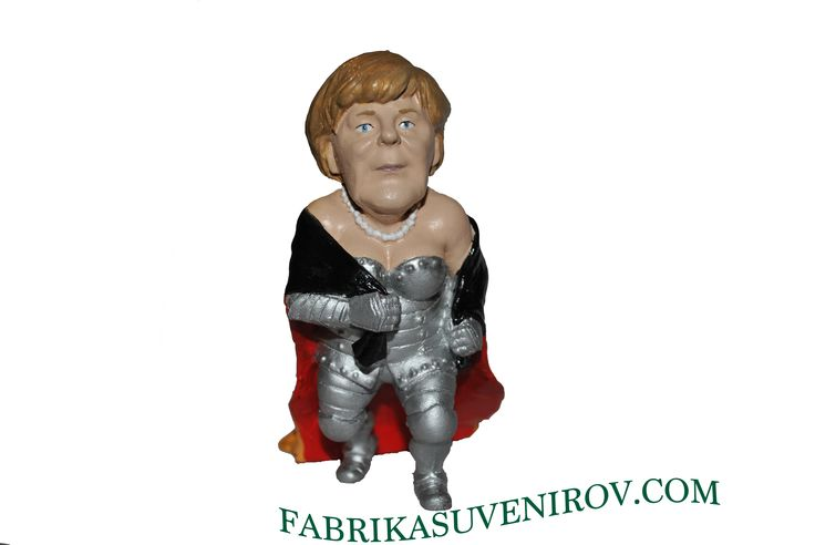 Angela Merkel  mutti tante Angie  she looks sexy souvenir from Mother Russia love to Germany ,Angela merkel action figure figurine