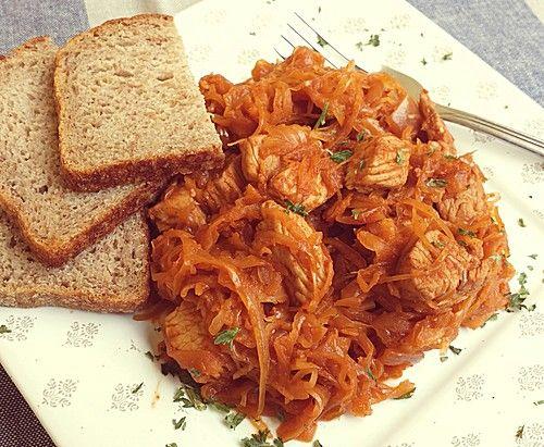 Illes Szegediner Gulasch - köstlich auf ungarische Art