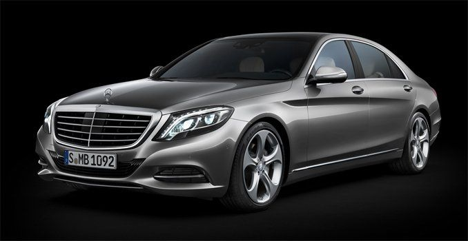 Dissected: 2014 #Mercedes-Benz #S-class  Mercedes christens the latest version of its icon with its very own fragrance.