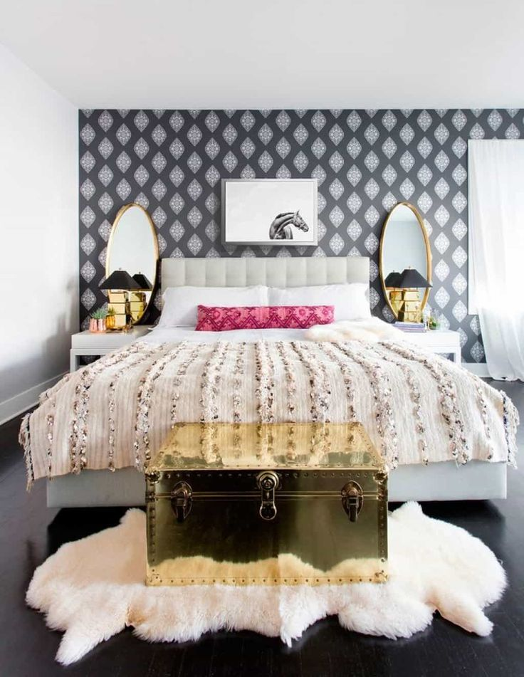 Fantastic Funky Eclectic Bedroom Style