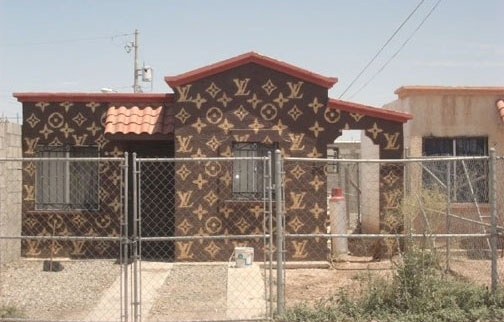 Louis Vuitton house in Mexico