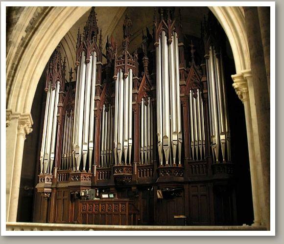 Église Saint-Louis- des-Chartrons  Bordeaux, Frankrijk - Georges Wenner, 1881