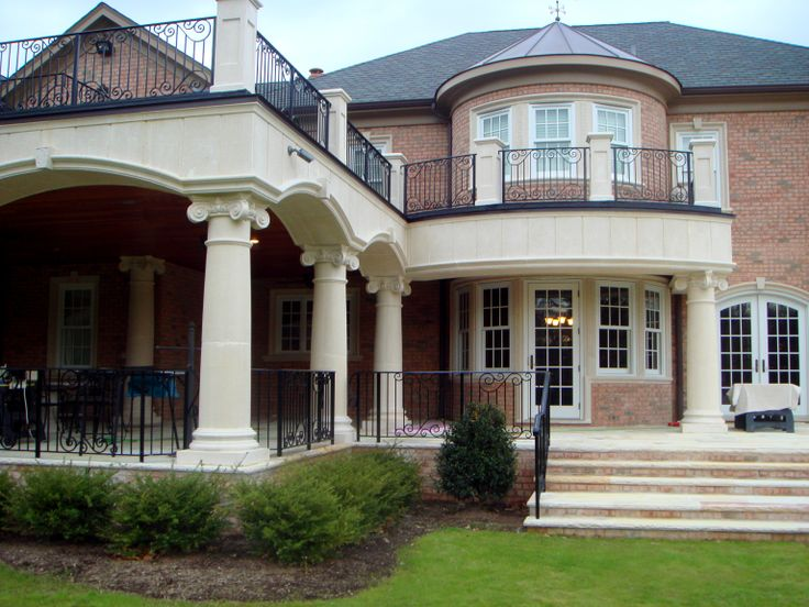 10 Images About Columns For Homes On Pinterest Home