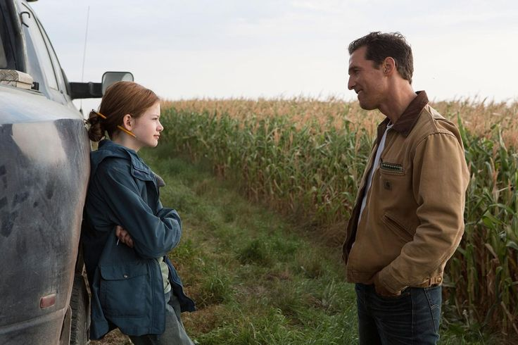 'Interstellar' starring Matthew McConaughey is out of this world.  http://www.examiner.com/review/interstellar-movie-review