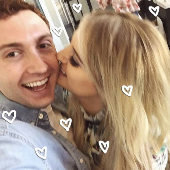 Meghan Trainor & Daryl Sabara s Social Media Posts About Their One Year Anniversary Will Make You… #Paparazzi #daryl #media #meghan #posts