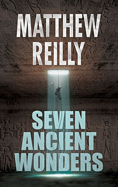 Anything by Matthew Reilly