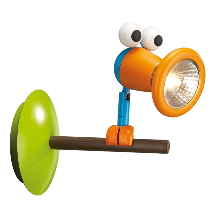 10 best wall lights images on pinterest appliques kids home and birdie single spot wall lights globug kids home lighting mozeypictures Images