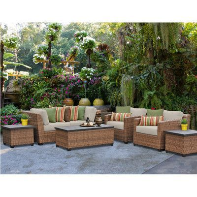 Best Sol 72 Outdoor Waterbury 7 Piece Rattan Sofa Seating Group 640 x 480