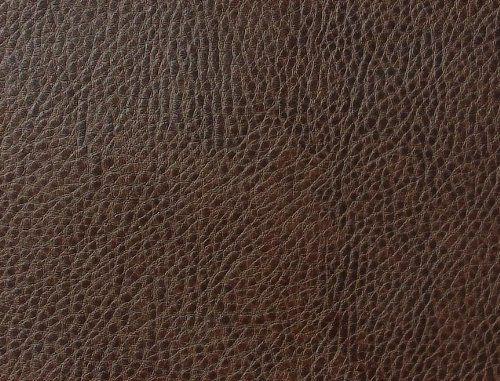 Dark Chocolate Brown Textured Fire Retardant Faux Leather