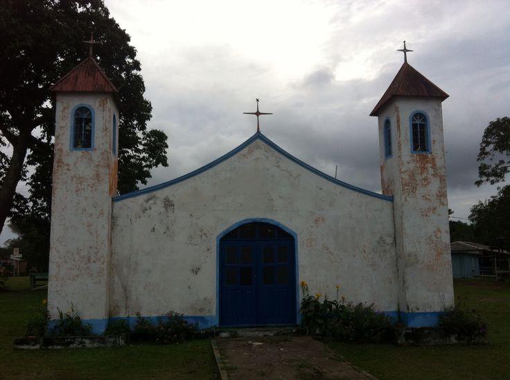 Church in the Amazon