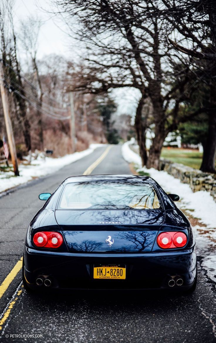 Awesome Ferrari 2017: Why Do We Always Forget The Ferrari 456? • Petrolicious...  Dream machines