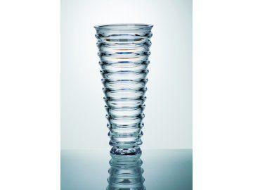 Skleněná váza FALCO 350 mm