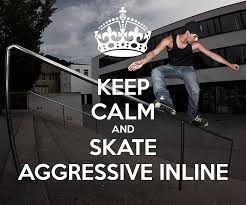 Resultado de imagen de aggressive inline skating
