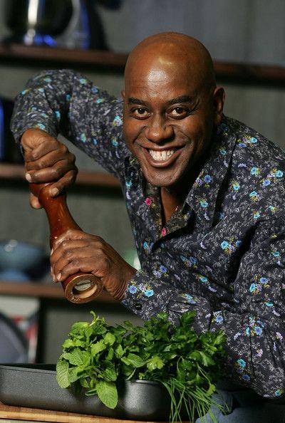 Chef Ainsley