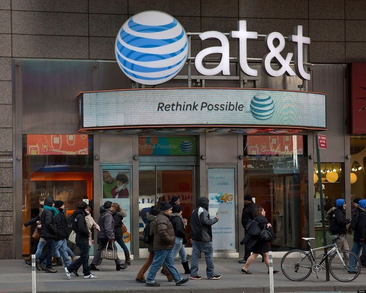 USA's leading service provider AT&T has given good