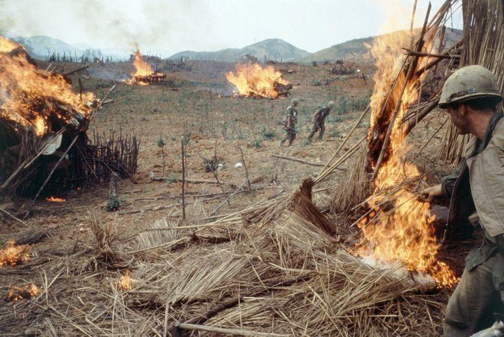 Vietnam War Khe Sanh Siege/TET 1968.