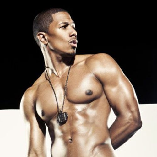Nick Cannon Shirtless | Vibe