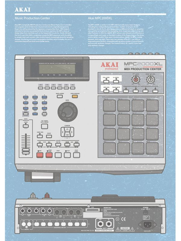 17 Best Images About Akai Mpc On Pinterest Beats The