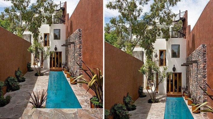 les 25 meilleures id es concernant enduit mur exterieur sur pinterest l 39 clairage de jardin. Black Bedroom Furniture Sets. Home Design Ideas