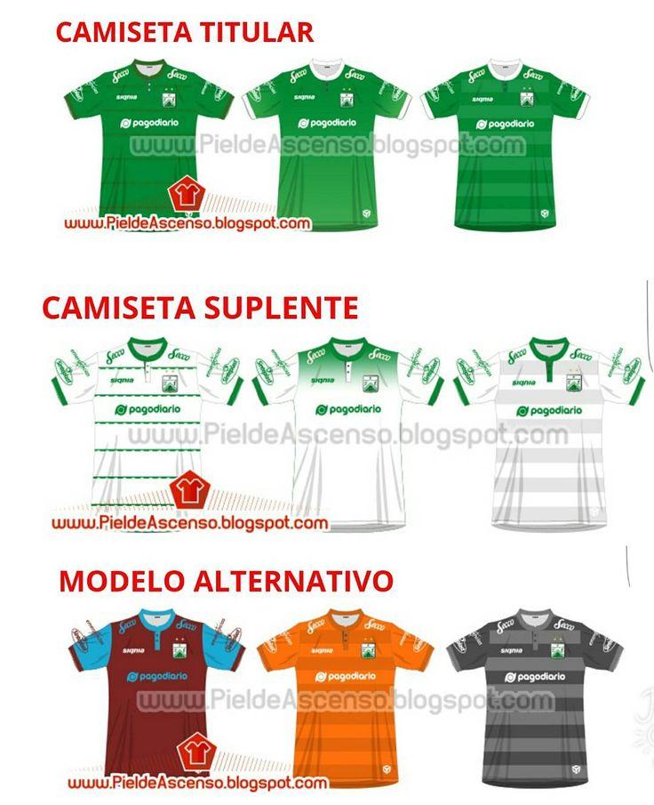 """140 Me gusta, 8 comentarios - FB: Ferro Carril Oeste Informa (@ferro_informa) en Instagram: """"Supuestos modelos de camisetas signia. No está chequeado.  Fuente: piel de ascenso."""""""