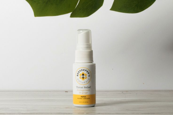 Bee Keeper's Naturals Propolis Spray is Joyous Health Approved!  Beekeeper's Naturals Propolis Spray is a staple in our house. Whenever we feel a sore throat or cough coming on, we start on a daily regimine of a few sprays throughout the day. Propolis is an anti-fungal/microbial substance that's created by bees.