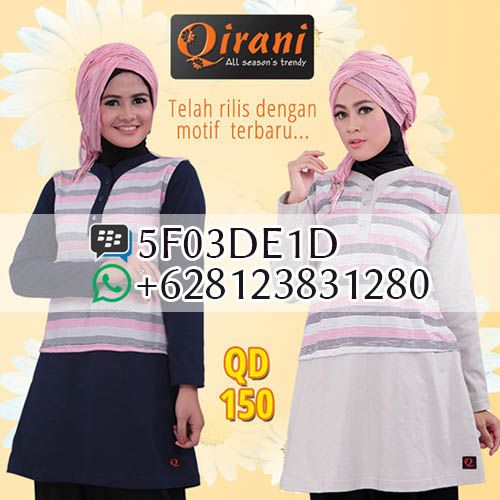 Qirani QD 150, Qirani atasan 2016. Dapatkan item ini di distributor resmi Filaika.com Hubungi : SMS / Whatsapp : 08123831280 BBM : 5F03DE1D