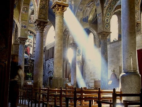 シチリア3日目(パレルモ)-旧市街観光その1- : ベッティーナ