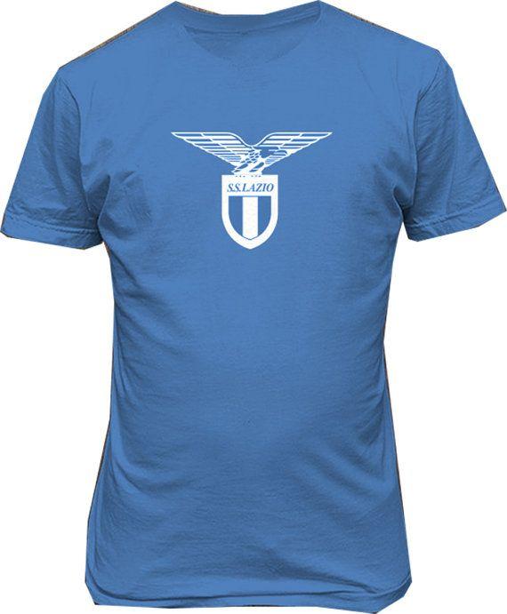 TJSPORT Lazio Italia Italy Lega Calcio Soccer T Shirt