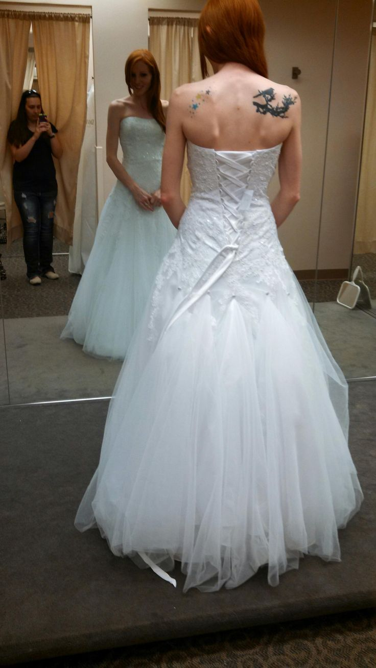 Bustle for tulle wedding dress suggestions weddingbee for Wedding dress train bustle