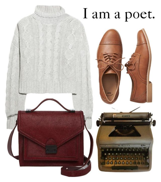 """""""Kill Your Darlings."""" by glowprince on Polyvore featuring Bamford, Gap and Loeffler Randall"""