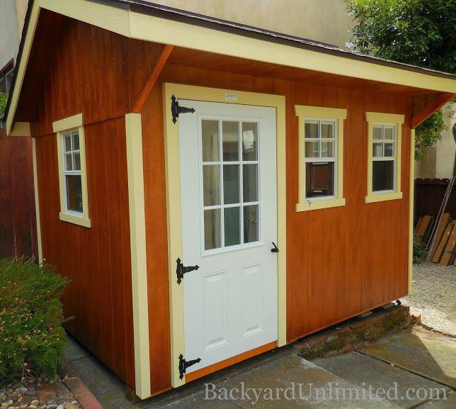 124 Best Storage Sheds, Studios & Backyard Retreats Images