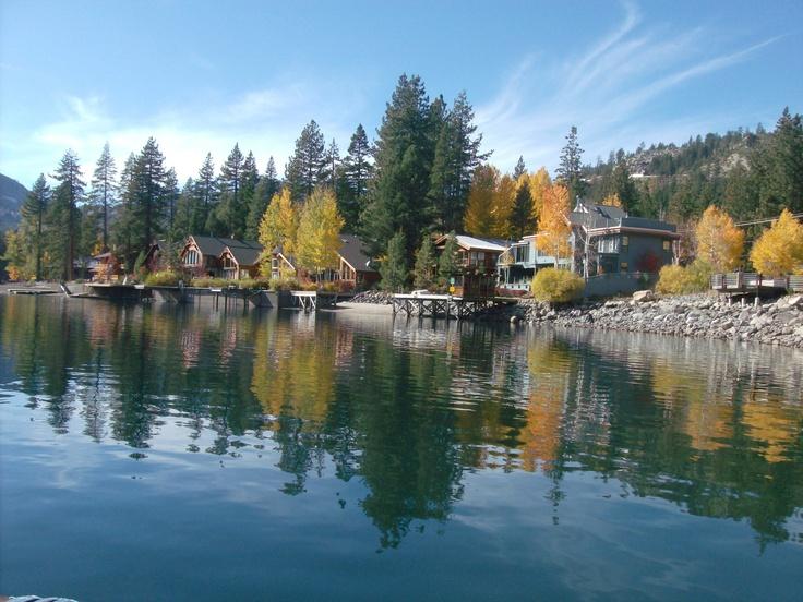 Donner Lake, Truckee