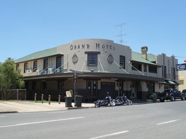 The Grand Hotel. Goomeri, Queensland, Australia