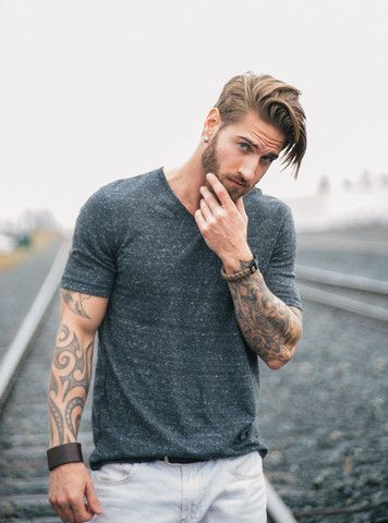 25 Best Ideas About Male Hairstyles On Pinterest Male