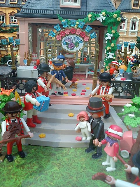 playmobil της δεκαετίας του '90