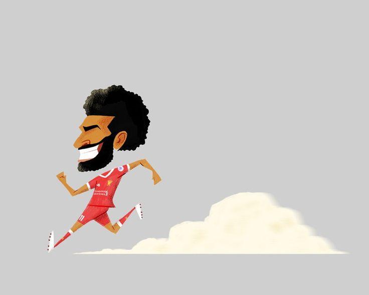 Mohamed Salah #salah #lfc #liverpoolfc #ynwa