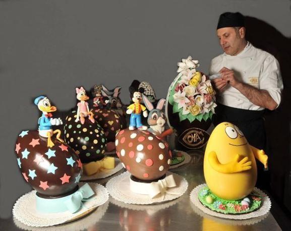 17 migliori idee su uova di pasqua disney su pinterest - Uova di pasqua decorate ...