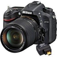 Nikon D7100 DSLR Camera with 18-140mm VR Lens & WU-1a Wi-Fi Adaptor