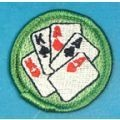 Patches :: Spoof Patches :: Spoof Merit Badges :: Poker Merit Badge - Boy Scout Store - Boy Scout Collectibles & Memorabilia & Gifts