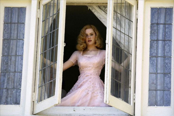From 'Big Fish'. Sandra looking out the window.