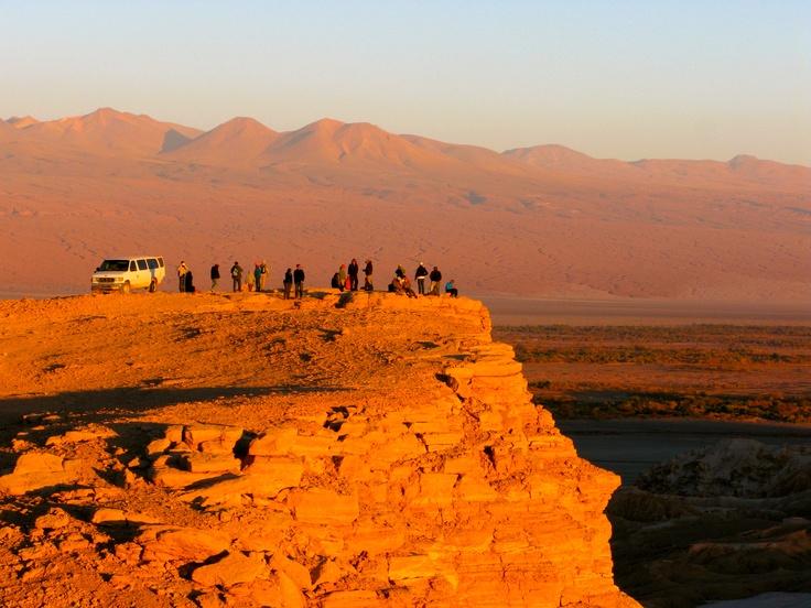 Valle de la Luna.  Atacama, Chile