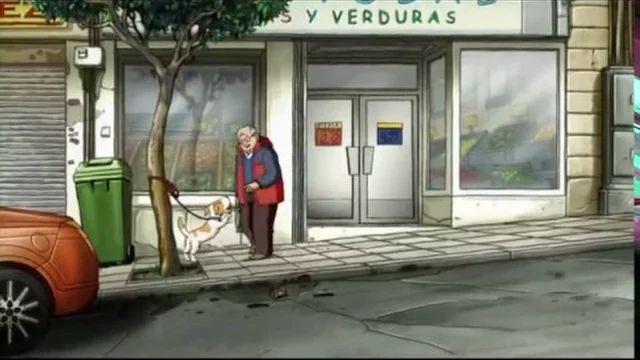 Displaying thumbnail of video Arrugas.avi