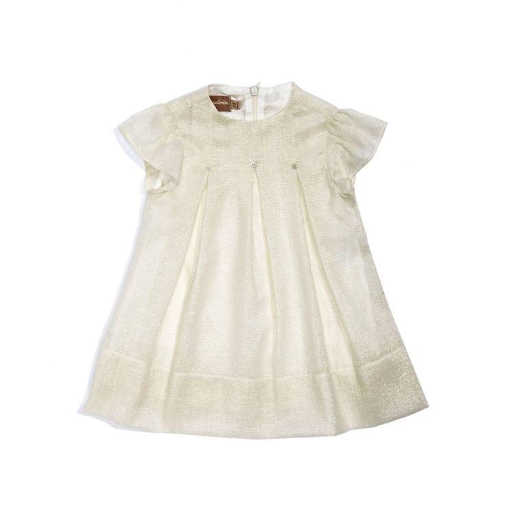 LA STUPENDERIA   Shiny pleated dress   TheMiniBag