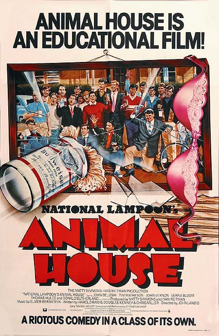 animal house | STAFF TRAINING DAY: ANIMAL HOUSE | Winchester | Alamo Drafthouse ...