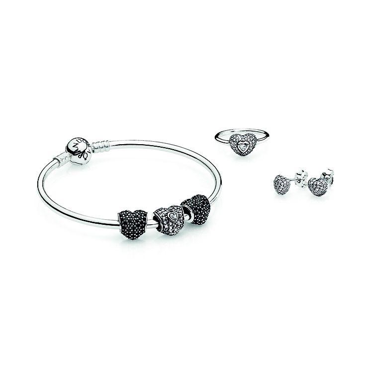 How Much Is A Pandora Charm Bracelet: 14 Best PANDORA Bangle! Images On Pinterest